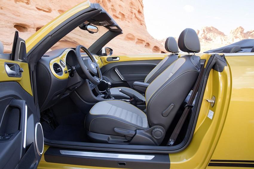 Volkswagen Beetle Dune revealed – Bug gets rugged Image #408803