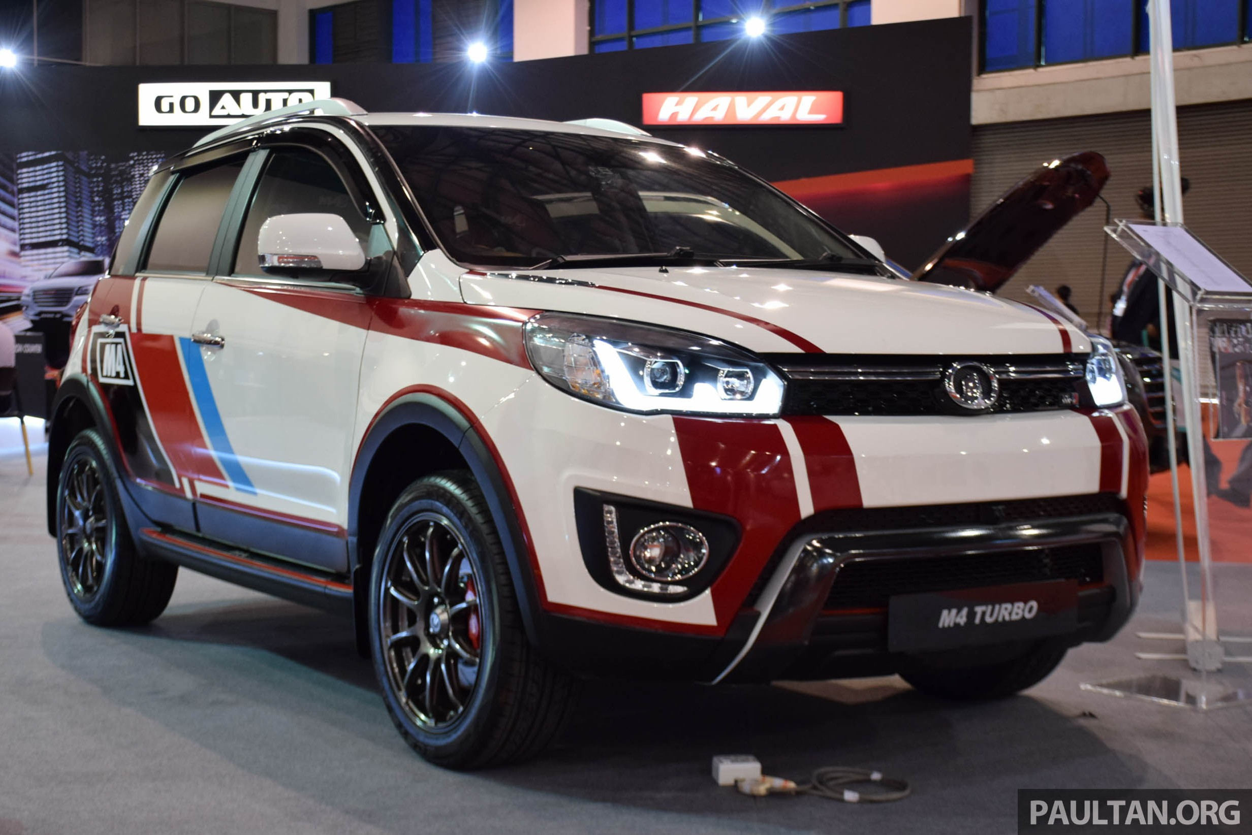 Gallery Great Wall M4 Turbo Showcased 120 Hp