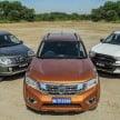 Driven Nissan Navara vs Ford Ranger vs Mitsubishi Triton  003