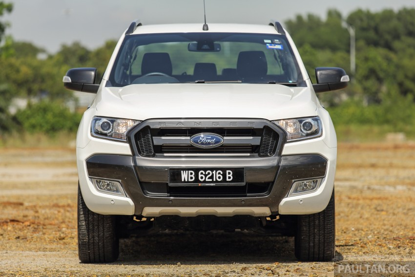 Driven Web Series 2015 #5: best pick-ups in Malaysia – Nissan Navara vs Ford Ranger vs Mitsubishi Triton Image #412567