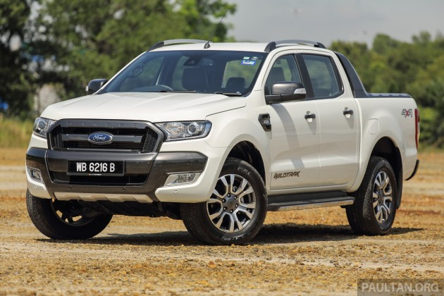 2016 ford ranger prices revised 2 2 3 2 xlt variants up between rm850 rm920 3 2 wildtrak up. Black Bedroom Furniture Sets. Home Design Ideas