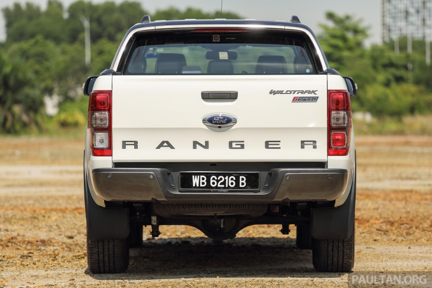 Driven Web Series 2015 #5: best pick-ups in Malaysia – Nissan Navara vs Ford Ranger vs Mitsubishi Triton Image #412574