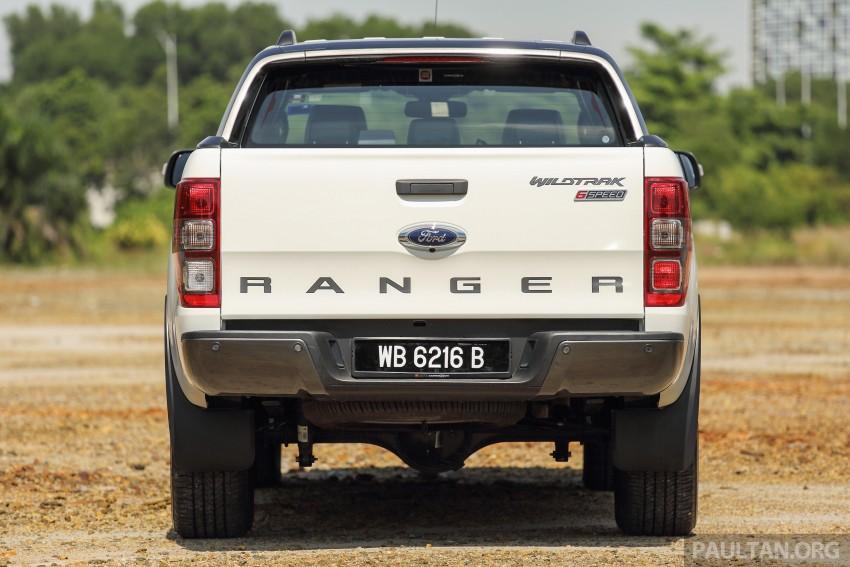 Driven Web Series 2015 #5: best pick-ups in Malaysia – Nissan Navara vs Ford Ranger vs Mitsubishi Triton Image #412574