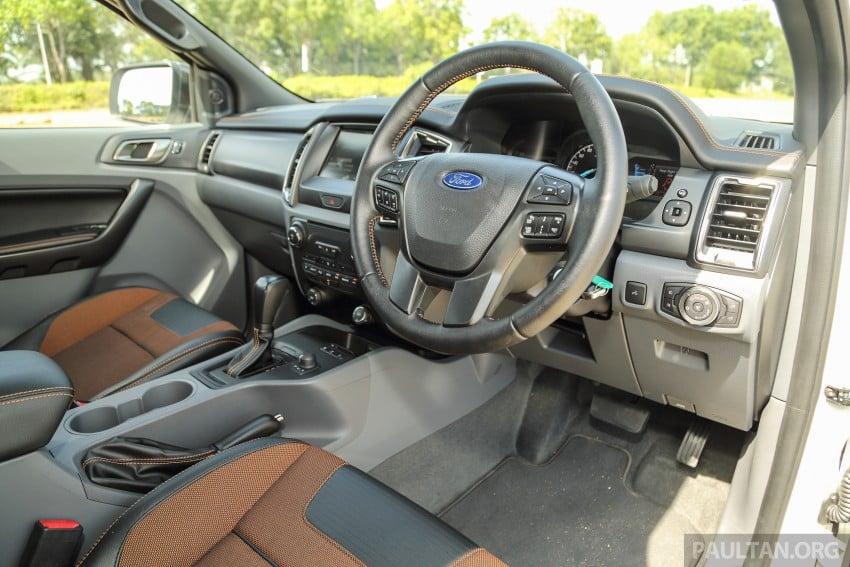Driven Web Series 2015 #5: best pick-ups in Malaysia – Nissan Navara vs Ford Ranger vs Mitsubishi Triton Image #412580