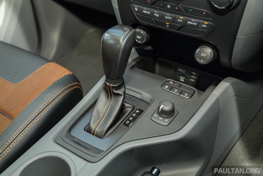 Driven Web Series 2015 #5: best pick-ups in Malaysia – Nissan Navara vs Ford Ranger vs Mitsubishi Triton Image #412584