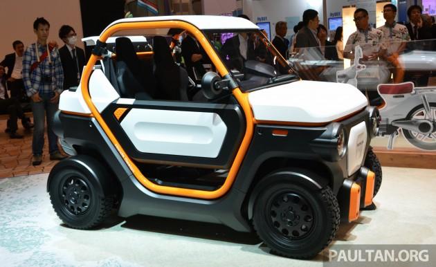 Honda MBEV TMS-17
