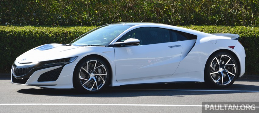 DRIVEN: 2017 Honda NSX – everyday greatness, again Image #406250