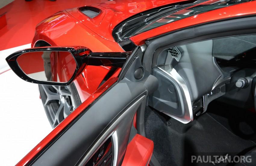 DRIVEN: 2017 Honda NSX – everyday greatness, again Image #406261