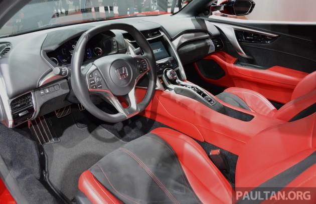 Honda NSX TMS-22