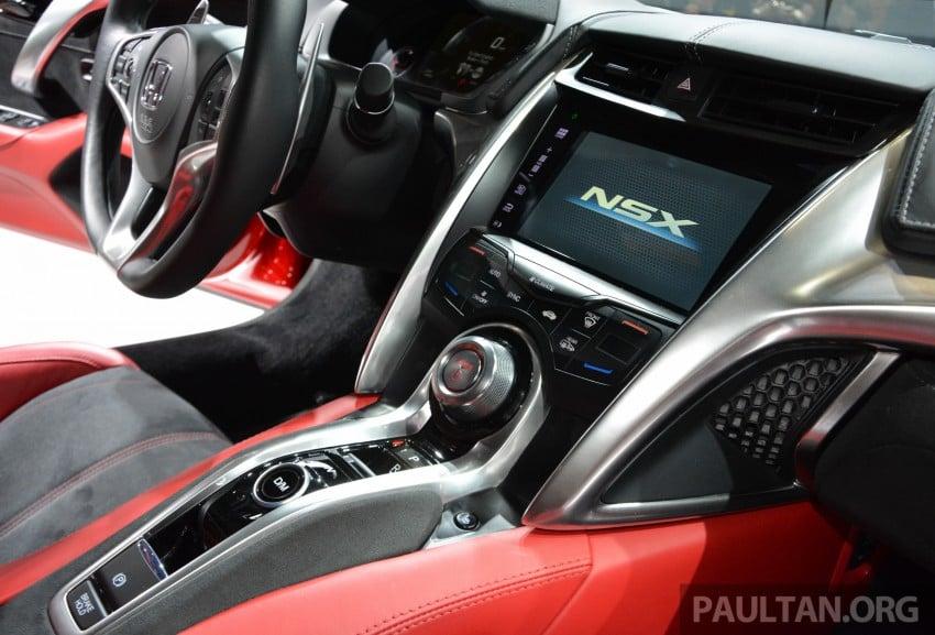DRIVEN: 2017 Honda NSX – everyday greatness, again Image #406276