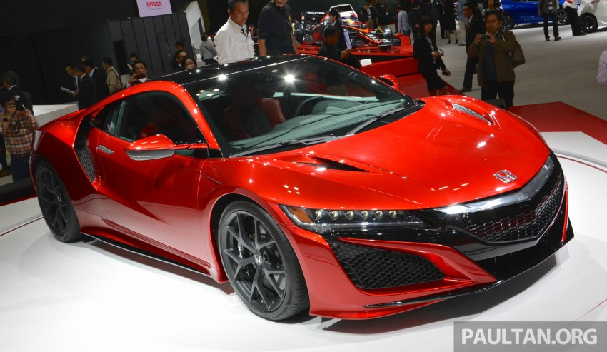 DRIVEN: 2017 Honda NSX – everyday greatness, again Image #406296