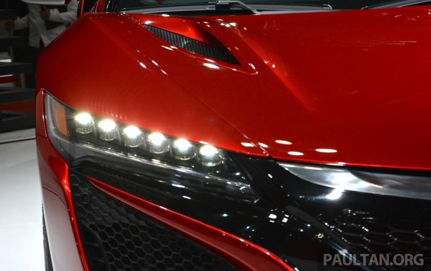 DRIVEN: 2017 Honda NSX – everyday greatness, again Image #406297
