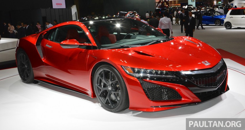 DRIVEN: 2017 Honda NSX – everyday greatness, again Image #406299