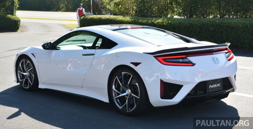 DRIVEN: 2017 Honda NSX – everyday greatness, again Image #406253