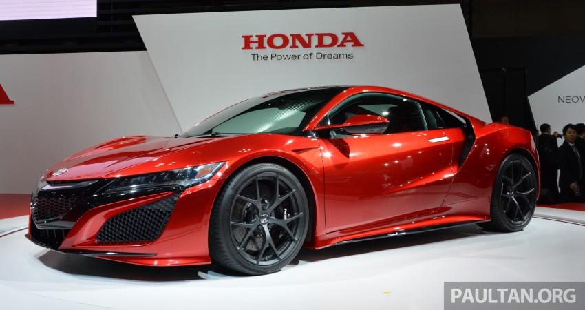 DRIVEN: 2017 Honda NSX – everyday greatness, again Image #406302