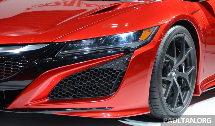 DRIVEN: 2017 Honda NSX – everyday greatness, again Image #406307