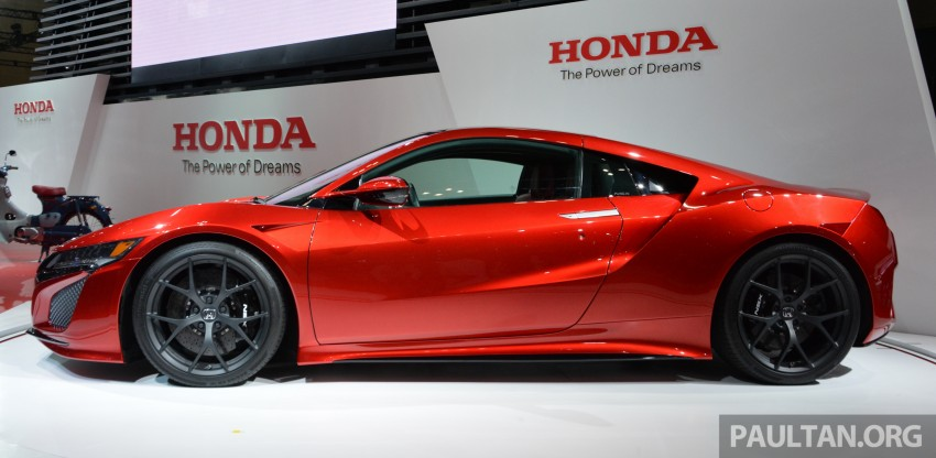 DRIVEN: 2017 Honda NSX – everyday greatness, again Image #406309