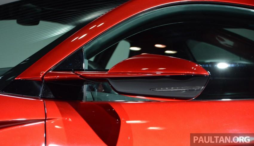 DRIVEN: 2017 Honda NSX – everyday greatness, again Image #406310