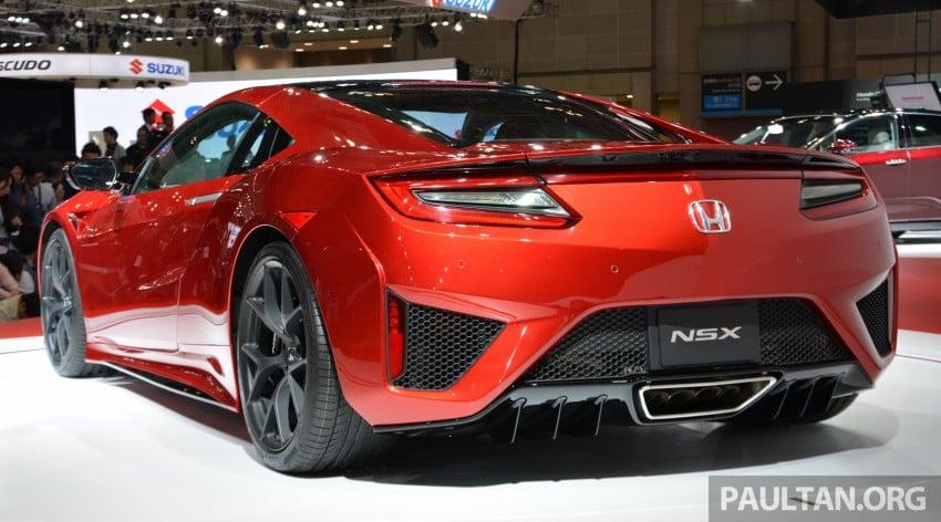DRIVEN: 2017 Honda NSX – everyday greatness, again Image #406312