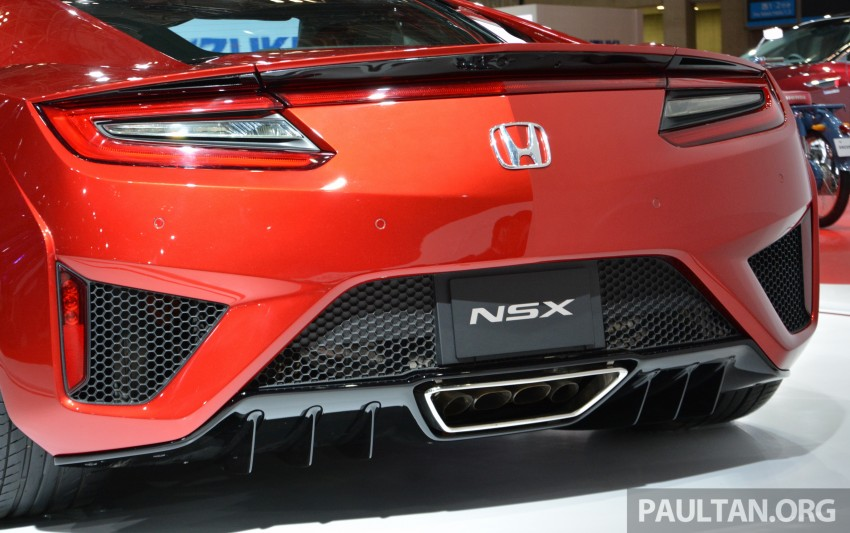 DRIVEN: 2017 Honda NSX – everyday greatness, again Image #406313