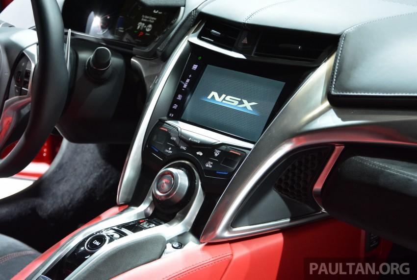 DRIVEN: 2017 Honda NSX – everyday greatness, again Image #406255