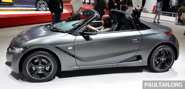 Honda S660 Special Collection TMS-14