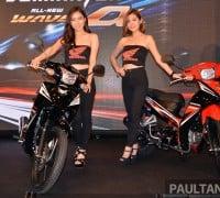 Honda Wave Alpha Launch 31