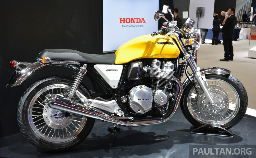Tokyo 2015: Honda Super Cub Concept and EV Cub Concept – leading the parade of two-wheelers Image #402437
