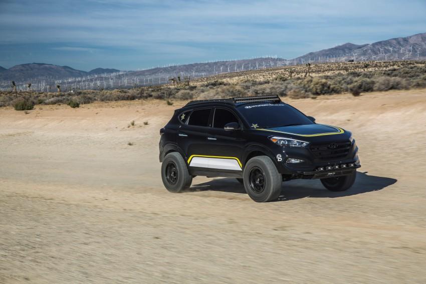 Hyundai exhibits six custom-modded models at SEMA Image #403267