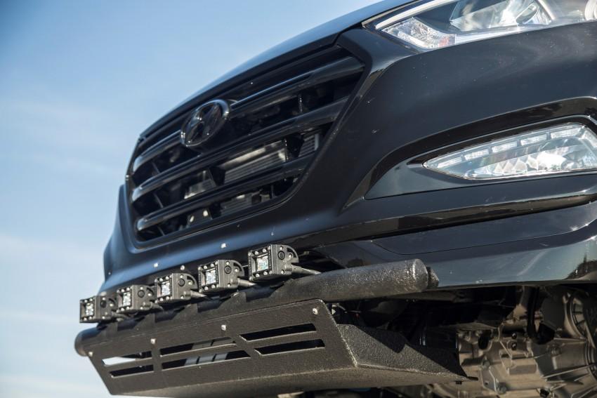 Hyundai exhibits six custom-modded models at SEMA Image #403274