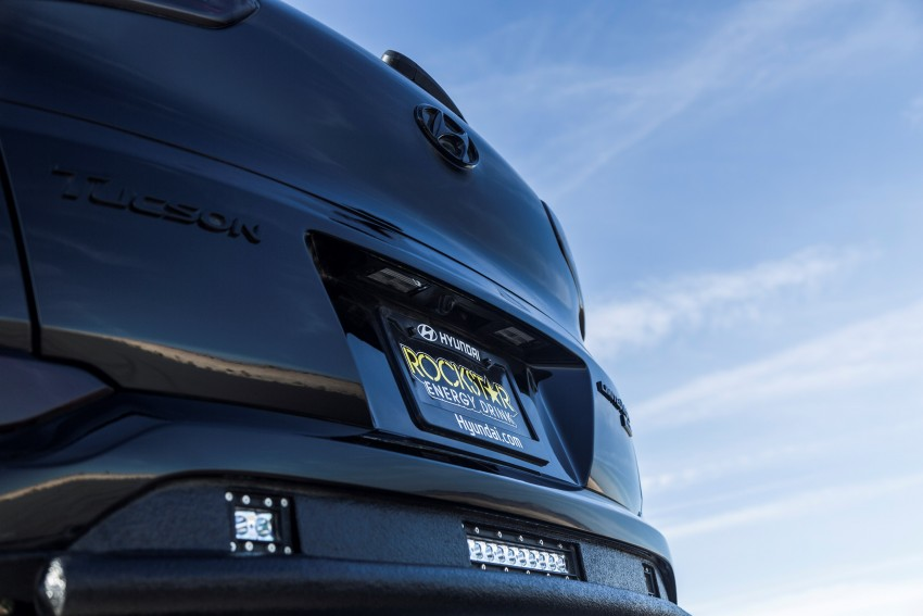 Hyundai exhibits six custom-modded models at SEMA Image #403276
