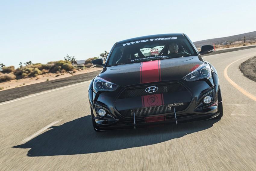Hyundai exhibits six custom-modded models at SEMA Image #403286