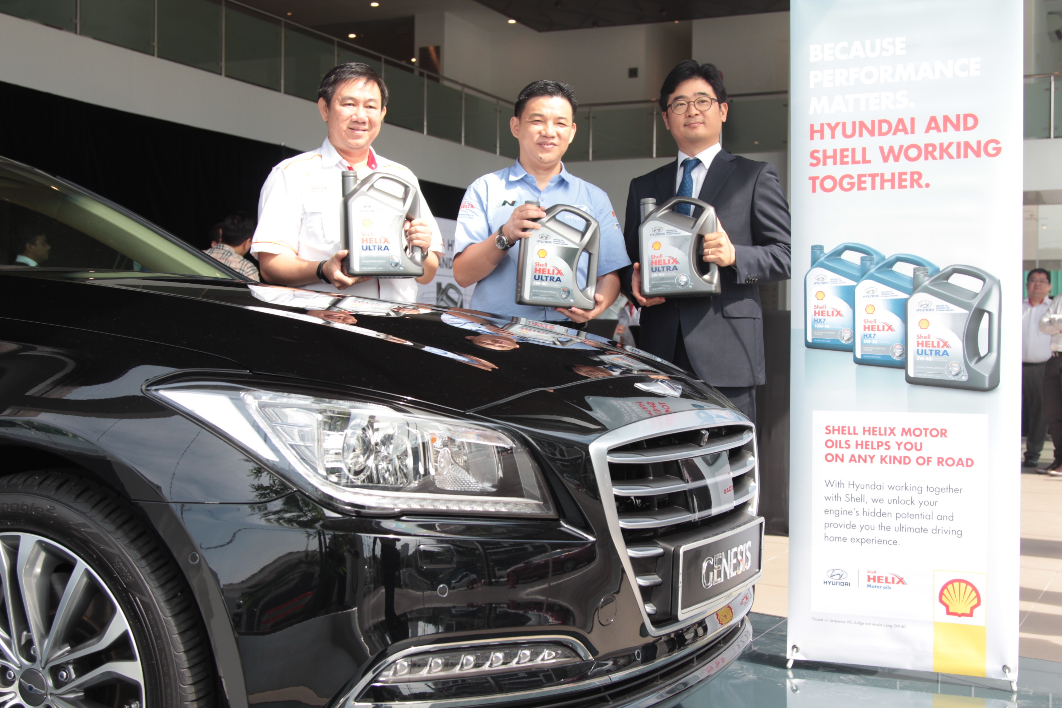 Hyundai Offering Free Labour For Lube Change Service