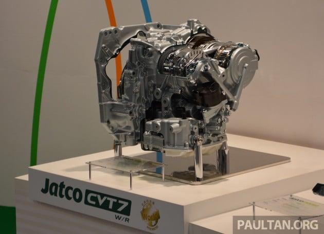 Jatco transmissions TMS-5