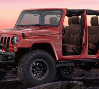 Jeep Wrangler Red Rock Concept SEMA-01