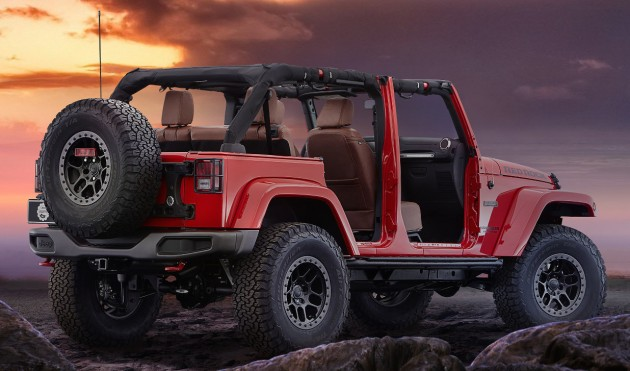 Jeep Wrangler Red Rock Concept SEMA-02