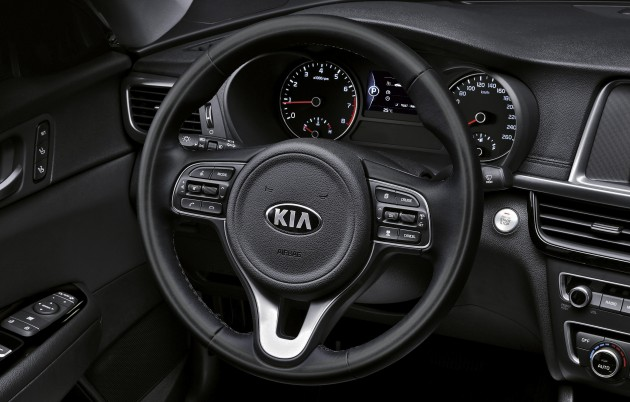 Kia Optima Steering-01