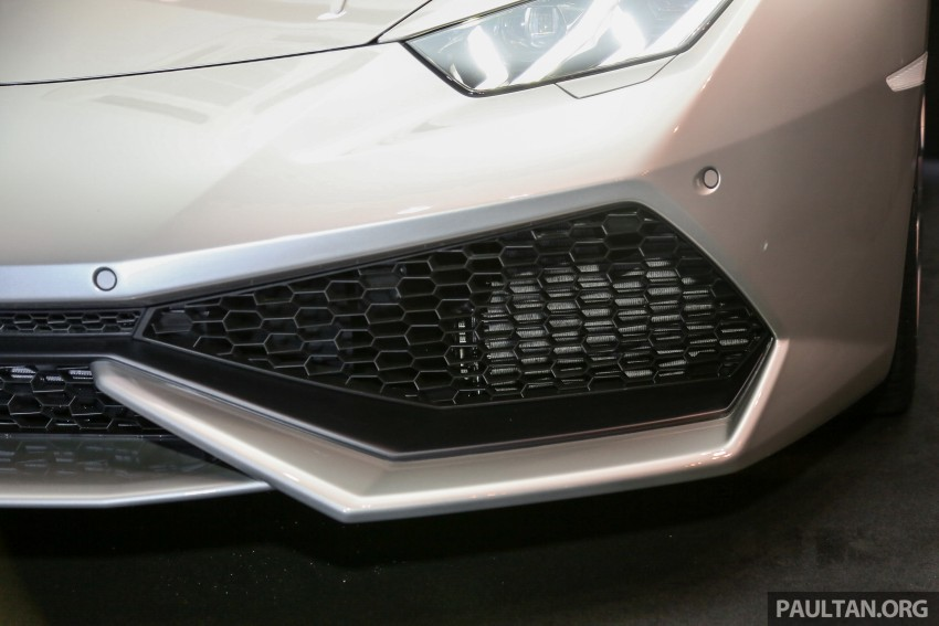 Lamborghini Huracan Spyder now in M'sia, fr RM1.35m Image #403734