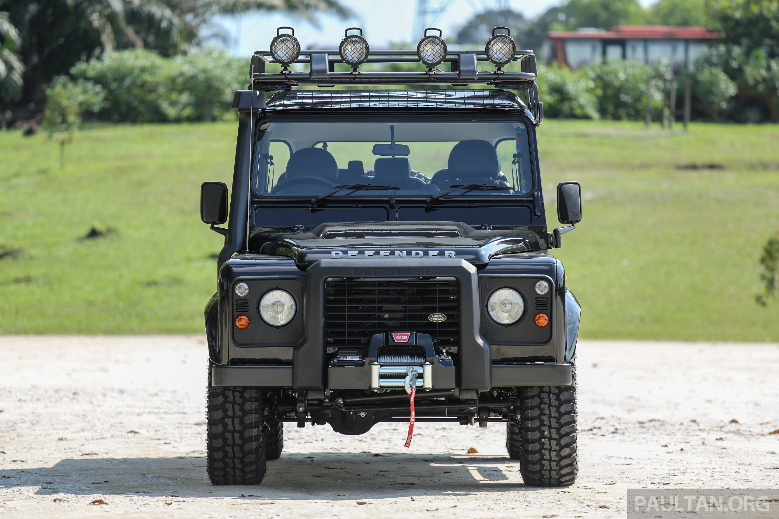 Next Land Rover Defender >> GALLERY: Land Rover Defender Limited Edition in Malaysia – 13-piece accessories package, RM65 ...