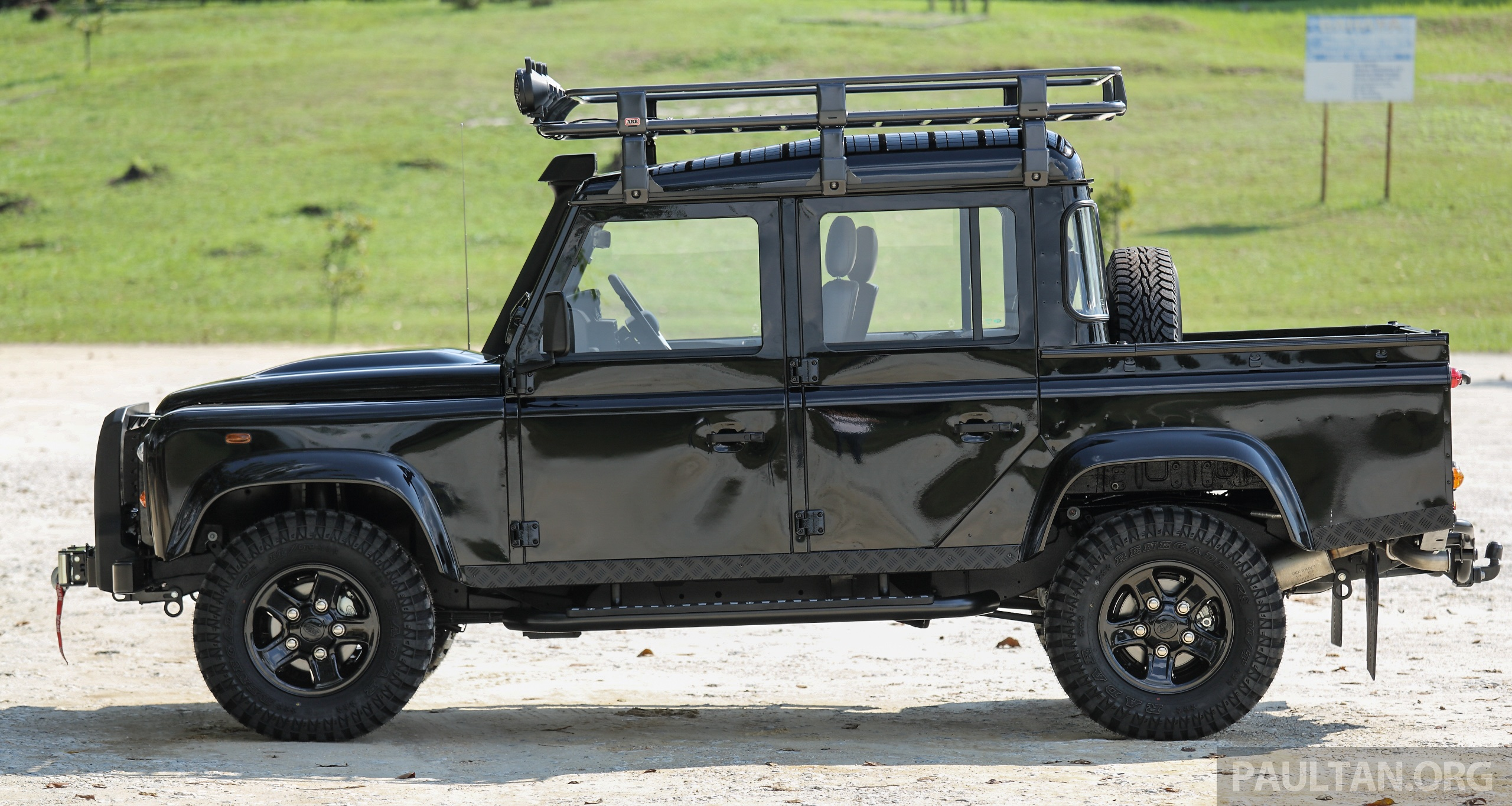GALLERY: Land Rover Defender Limited Edition in Malaysia ...
