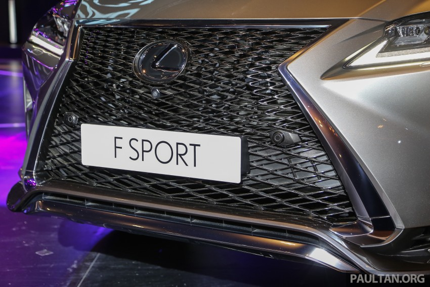 New fourth-gen Lexus RX launched in Malaysia – 200t, 350, 450h and F Sport variants, from RM389k Image #406784