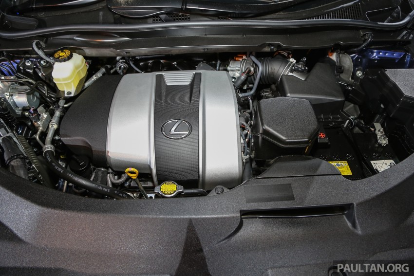 New fourth-gen Lexus RX launched in Malaysia – 200t, 350, 450h and F Sport variants, from RM389k Image #406675