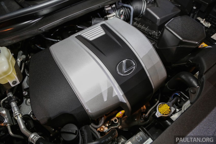 New fourth-gen Lexus RX launched in Malaysia – 200t, 350, 450h and F Sport variants, from RM389k Image #406676