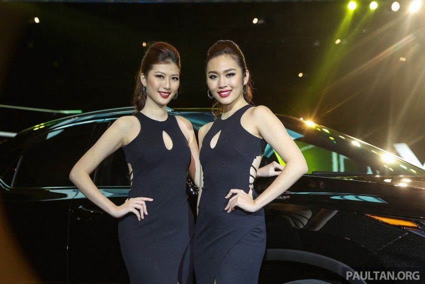 New fourth-gen Lexus RX launched in Malaysia – 200t, 350, 450h and F Sport variants, from RM389k Image #406686