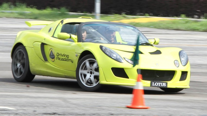 Lotus announces Driving Academy franchising plan Image #413369
