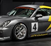 Porsche Cayman GT4 Clubsport - 01
