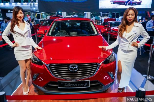 Mazda CX-3 Malaysian price list revealed - RM131k