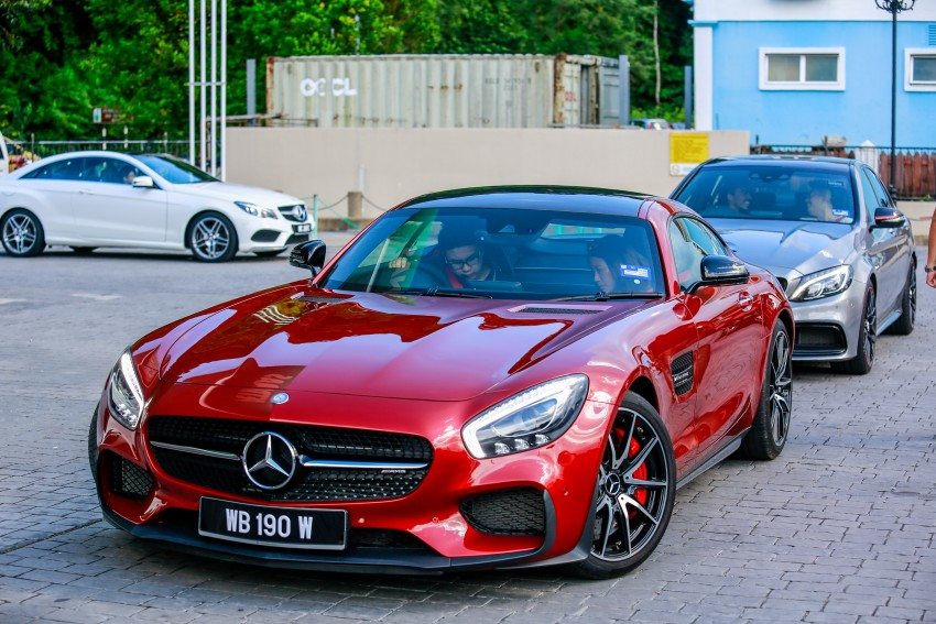Mercedes Benz Coupe >> GALLERY: Mercedes-Benz Malaysia Dream Cars – AMG GT S, C 63, S 63 Coupe, CLS, E Coupe, Maybach ...