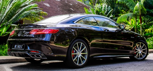 Mercedes-AMG S 63 Coupe (3)