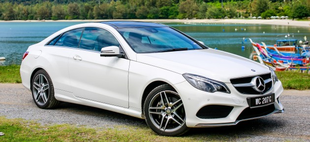 Car Review: 2015 Mercedes-Benz E 250 BlueTEC 4Matic | Driving